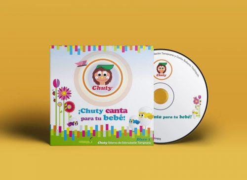 CHUTY CANCIONES/GUÍA: VOLUMEN 1